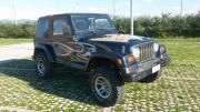 Jeep TJ Wrangler 4.0 Hard top Golden Eagle