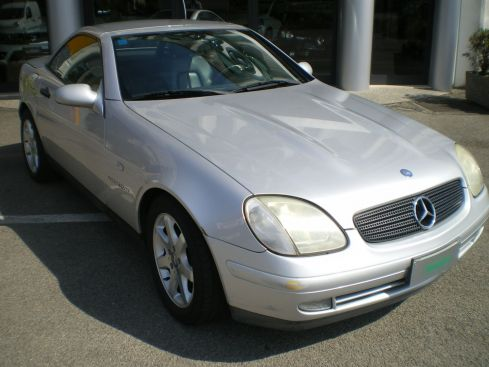 MERCEDES-BENZ SLK 200 200 kompressor