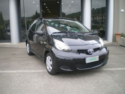 TOYOTA Aygo 1.0 NOW