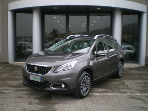 PEUGEOT 2008 1.6hdi crossover