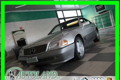 MERCEDES-BENZ SL 320 Automatica Hard Top*Top Condiotions*Full optional
