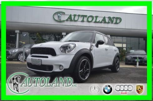 MINI Countryman 2.0 SD Harman Kardon Navi Xenon pelle Full