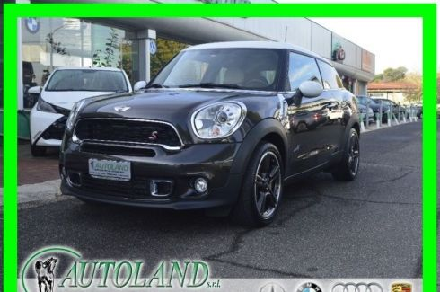 MINI Paceman Mini Cooper SD Paceman ALL4*PELLE TOTALE*TETTO*FIN