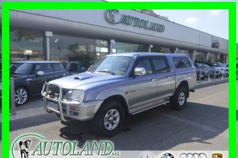 MITSUBISHI L200 2.5 TDI 4WD Double Cab Pick-up GL*PRONTA CONSEGNA*