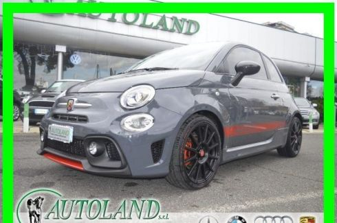 ABARTH 695 1.4 Turbo T-Jet XSR Yamaha Limited Edition*UNIPRO'