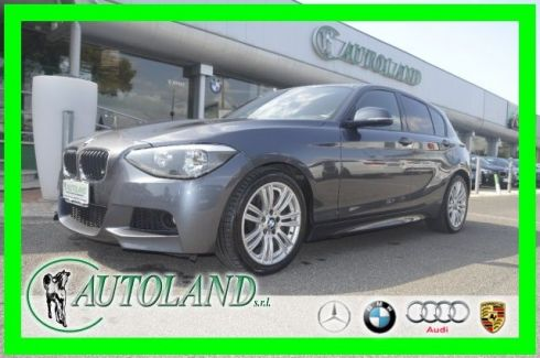 BMW 114 d 5p. Dynamic Limited Edition *M SPORT*NAVI*SENS.P