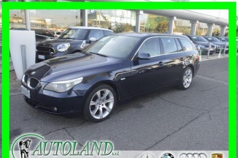 BMW 530 d cat Touring Futura Navi*Xenon*Auto*Full
