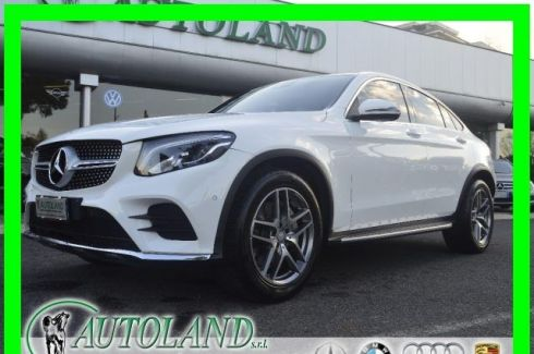 MERCEDES-BENZ GLC 250 4Matic Coupé Premium*Amg*Tetto*Pedane*Led*Full