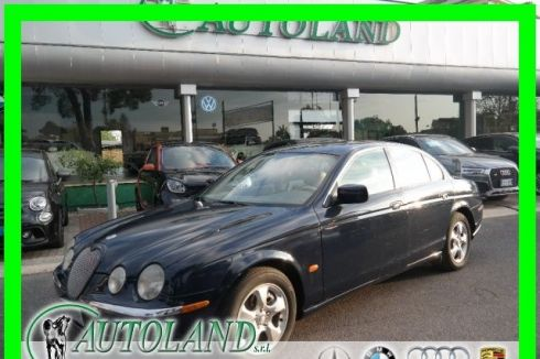 JAGUAR S-Type 3.0 V6 Sport Tetto Apribile