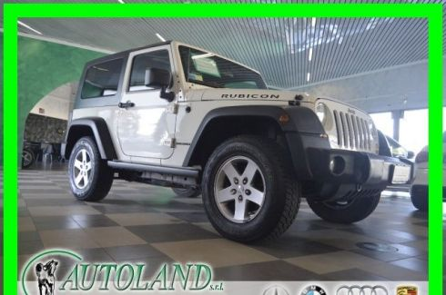 JEEP Wrangler 2.8 CRD DPF Rubicon Automatica Hard+Soft top Full
