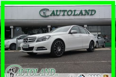 MERCEDES-BENZ C 220 CDI BlueEFFICIENCY Elegance*7G TRONIC*BIXENO*NAVI*