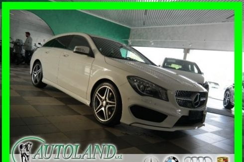 MERCEDES-BENZ CLA 220 CDI Shooting break Automatic Premium AMG *NAVI*FIN