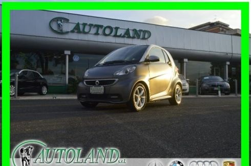 SMART ForTwo 1000 52 kW MHD coupé pulse*UNIPRO'*PERMUTE*FINANZ.