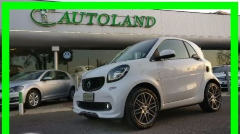 SMART ForTwo BRABUS 0.9 Turbo*C-led*Contagiri &Orologio