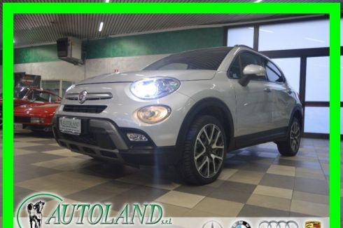 FIAT 500X 2.0 MultiJet 140 CV 4x4 Cross Plus*NAVI*XENON*FIN*
