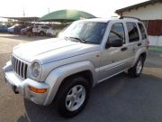 Jeep CHEROKEE 2.8 CRD LIMITED AUTOMATICA Usata 2003