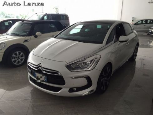 CITROEN DS5 2.0 HDi 160 aut. So Chic