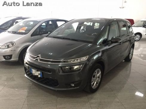 CITROEN Grand C4 Picasso 1.6 e-HDi 115 Seduction