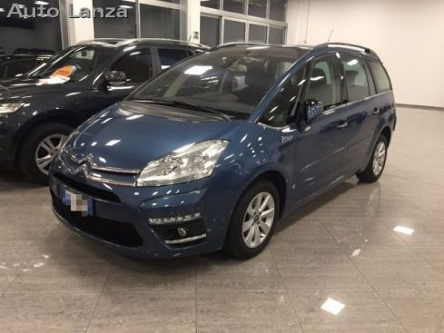 CITROEN C4 Picasso Grand Picasso 1.6 HDi 110 FAP Seduction