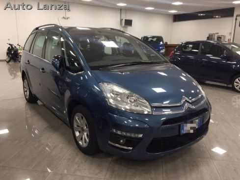 CITROEN Grand C4 Picasso 1.6 HDi 110 FAP Seduction