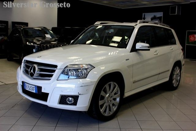 Mercedes Benz Glk 220 Cdi 4matic Blueefficiency Sport Usata 2011