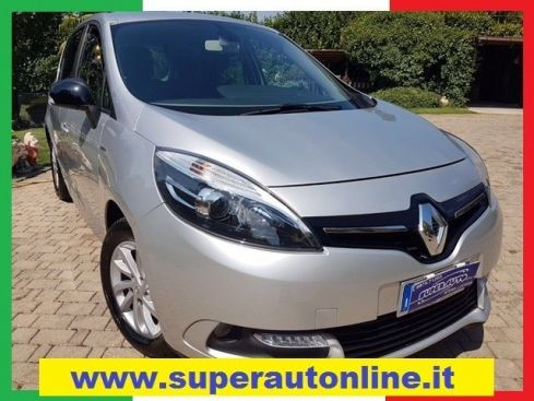 Renault Scenic X MOD  1.5  DCI  EDC  LIMITED