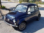 FIAT 500 GIANNINI 590 GT BASE L Epoca 1969