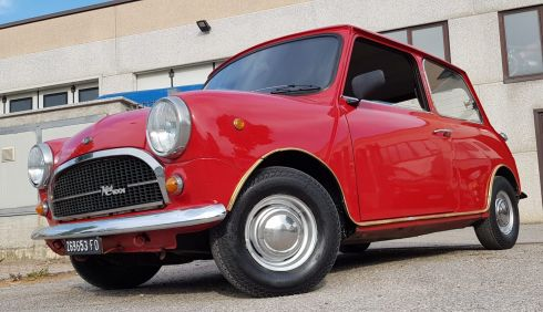 INNOCENTI Mini 1001 Asi