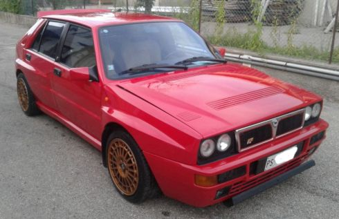 LANCIA Delta 2.0 Turbo 16v HF Integrale Evo 2 cat