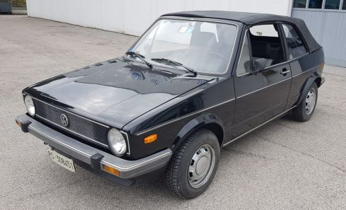 VOLKSWAGEN Golf GL 1100 KARMANN