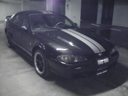 FORD Mustang  3.8  COUPE / AUTOMATICA