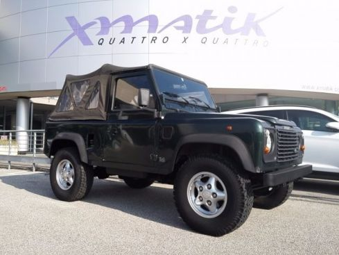 LAND ROVER Defender 90 2.5 Tdi SOFT TOP AUTOCARRO