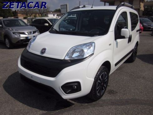FIAT Qubo 1.4 LOUNGE NATURAL POWER METANO NUOVE DA IMMATR.