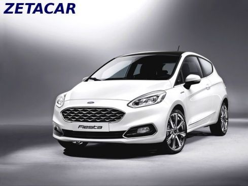 FORD Fiesta NEW FIESTA PLUS 1.5 TDCi 5 PORTE