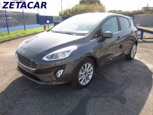 FORD Fiesta NEW FIESTA PLUS 1.1 85CV 5 PORTE