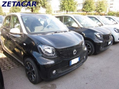SMART ForFour PASSION 70 1.0