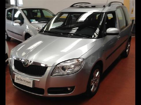 SKODA Roomster roomster 1.4 Style