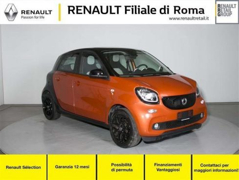 SMART ForFour 1.0 Passion 71cv twinamic