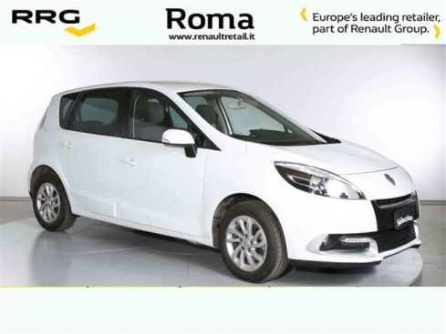 RENAULT Scénic x mod 1.5 dci Limited s s 110cv