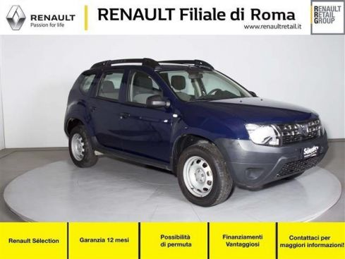 DACIA Duster 1.5 dci Ambiance 4x2 s s 110cv my16