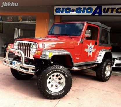 JEEP Wrangler 4.0 cat RUBICON 26.000KM!!!!!!!!!!