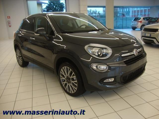 fiat 500x 1 6 multijet 120 cv lounge km 0 2015 autosupermarket. Black Bedroom Furniture Sets. Home Design Ideas