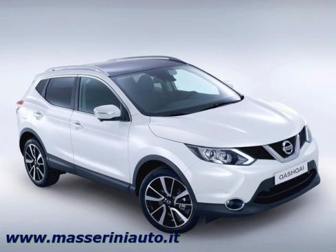 NISSAN Qashqai 1.6 dCi 4WD Tekna INT. IN PELLE + TETTO PANORAMMIC