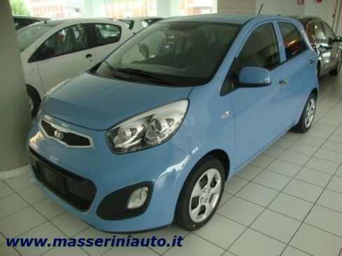 KIA Picanto 1.0 12V 5p. EcoGPL GLAM COLLECTION