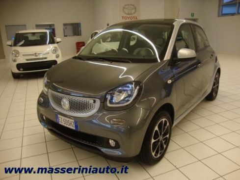 SMART ForFour 1.0 Turbo Basis passion