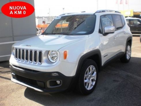 JEEP Renegade 1.6 Mjt 120 CV Limited Km 0 LUSSO SUV