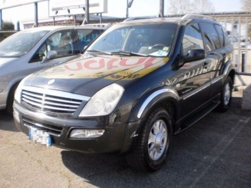 SSANGYONG Rexton 2.7 XDi cat Premium Automatica 4WD SUV