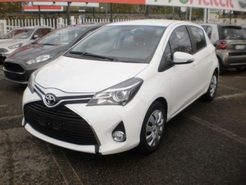 TOYOTA Yaris 1.4 D-4D 5 porte Business