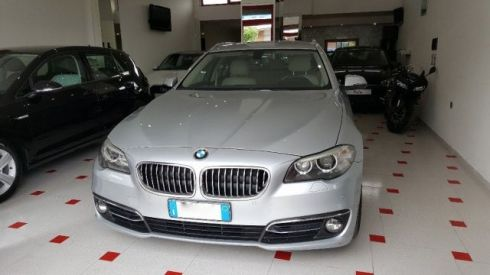 BMW 520 d XDRIVE Tour Luxury PARI AL NUOVO