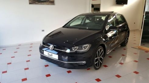VOLKSWAGEN Golf 2.0 TDI Highl BMT *NAVI TETTO BIXENO/LED*